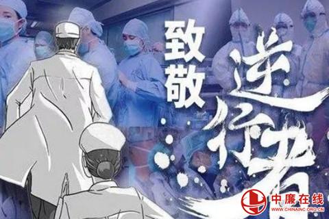 致最美逆行者——黑龙江桦南驰援湖北医疗队