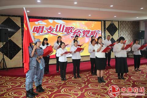 """西宁市城北区二十里铺镇举办""""阅读红色书籍""""读书汇活动颂党恩"""