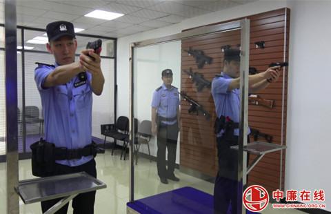 沈阳铁路公安处沈阳北车站派出所开展警务实战大练兵工作