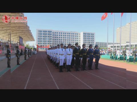 成长、成人、成才 秦皇岛市抚宁区第一中学举行2019级成人礼仪式